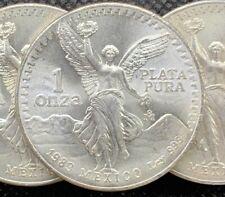 1982 Mexico Silver Libertad Brilliant Uncirculated 1 Onza  ☆☆☆☆ .999 Fine Silver