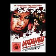DVD * WOUND * FSK18 * NEU & OVP * BEWARE THE BEAST * David Blyth *
