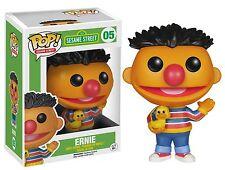Ernie Sesamstrasse POP! Sesame Street #05 Vinyl Figur Funko