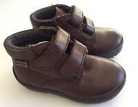 Naturino Rainstep Terminillo brown leather baby US 5 EURO 21 NEW