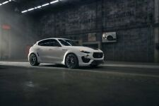 Novitec ESTESO V2 Widebody Kit with Optional Parts and Wheels - Maserati Levante
