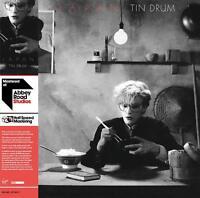 JAPAN-TIN DRUM - HALF SPEED MASTER (LIMITED 2LP 45RPM EDITION )  2 VINYL LP NEW!
