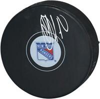 Artemi Panarin New York Rangers Autographed Hockey Puck