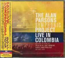 THE ALAN PARSONS PROJECT-LIVE IN COLOMBIA-JAPAN CD G35