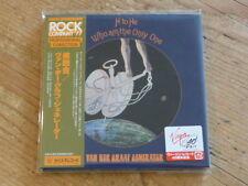 Van der Graaf Generator:Peter Hammill: H to He:Who Am Japan SHM CD Mini-LP SS (Q