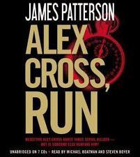 Alex Cross, Run by James Patterson Audio Book 7-Disc CD 2013 Unabridged
