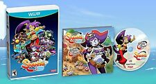 Shantae: Half-Genie Hero - Risky Beats Edition w/ Soundtrack CD [Nintendo Wii U]