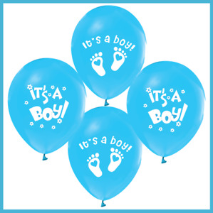 Its a Boy Luftballons Babyshower Party , Babyballons , Babyparty , Pullerparty