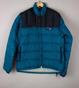 MOUNTAIN EQUIPMENT Men 35 Everest Expeditions Down Parka Jacket Size M AVZ330
