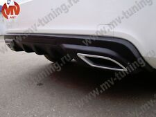 MV-Tuning Diffuser for Rear Bumper for Chevrolet Cruze Sedan 2008-2011