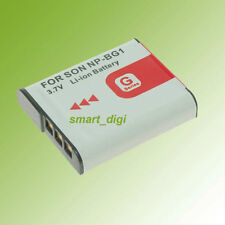 Li-ion Battery for Sony Cyber-shot W230 DSC-W270 NP-BG1 DSC-W80 W90 W120 W200
