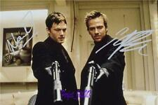 The Boondock Saints Sean P Flanery & Norman Reedus Signed 10X8 RePro Photo Print