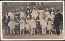 Photographie. Lagrange Bourges. Enfants déguisés. vers 1925
