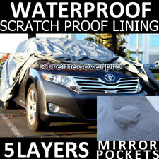 2011 DODGE JOURNEY 5LAYERS WATERPROOF CAR COVER w/MirrorPocket