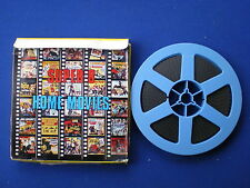 Super 8mm Cartoon film - ' Papoose on the loose  ' 200ft  B/W Silent