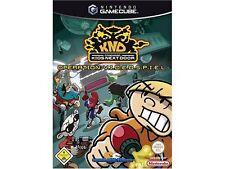 ## KND Kids next door: Operation Videogame Nintendo GameCube Spiel // GC - TOP #