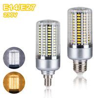 E27 E14 LED 5-25W 450-1600lm lampe Leuchtmittel Birne Mais Licht Energiespar