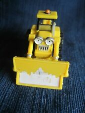 "Learning Curve Bob the Builder Die-cast Scoop Snow Accent 6"" Long"