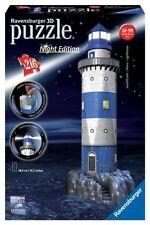 Ravensburger 12577 3d Leuchtturm bei Nacht