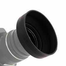 58 mm Foldable Rubber Lens Hood 3 in 1
