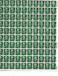 UNITED STATES :NICE '.PRE' CANCEL' STAMP LOT. FULL SHEET OF 100. SEE SCANS