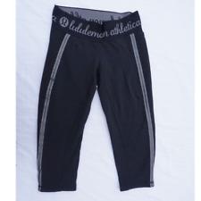 Lululemon Inner Essence Crop Leggings Black