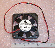 AFB0512MA DELTA  DC BRUSHLESS FAN DC12V 0.15A 50mm...NOS  FREE SHIPPING