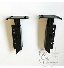 1974-1979 Lincoln Continental Rear Bumper Isolators (D6VY17787B,D6VY17788B)