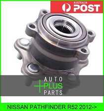 Fits NISSAN PATHFINDER R52 Rear Wheel Bearing Hub