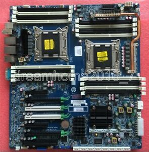 HP Z820 Motherboard LGA2011-V2 Intel C602 SP#708610-001 AS#618266-003/4