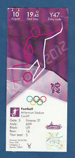 Orig. Ticket Olympic Games London 2012 3. Space Game South Korea-Japan!!!