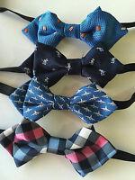 1PC Boys Kids Children Party Pre-tied Wedding Dance Silk bow tie Necktie bowtie