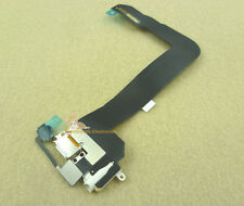 White Audio Jack Home Button Charging Dock Flex Cable for iPod Touch 6th 6G