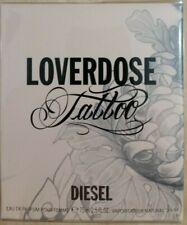 Diesel LOVERDOSE TATTOO edp spray 75 ml