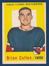 BRIAN CULLEN 59-60 TOPPS 1959-60 NO 55 EXMINT++  4990