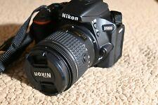 Nikon Refurbished D5600 Digital SLR Camera with Nikon 18-55mm VR lens Used