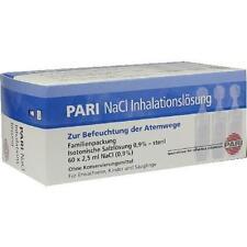 PARI NaCl Inhalationslösung Ampullen 60X2.5 ml