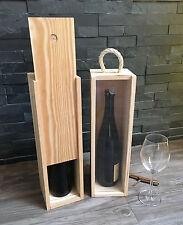 *versandkostenfrei* 2er-Set Holzkiste Geschenkverpackung Weinkiste Holzbox Box