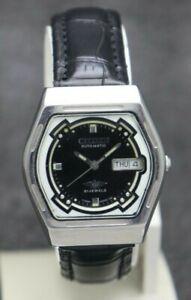 Vintage Citizen Automatic Movement No. 8200 Japan Made Watch.