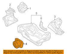 BMW OEM 08-16 X6-Transmission Trans Mount 22326780026