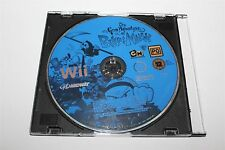 NINTENDO WII THE GRIM ADVENTURES OF BILLY & MANDY GAME DISK ONLY