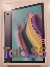 """Samsung Galaxy Tab S5e - 10.5"""" - 64GB - Black Color Brand New And Sealed."""