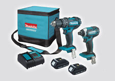 Makita DLX2131SY 18V sans Fil 2pc Perceuse-Visseuse à Percussion / Visseuse à