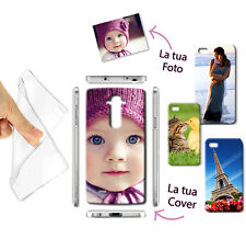 NEW CUSTODIA COVER MORBIDA GEL TPU FOTO PERSONALIZZATA CELLULAR LG G FLEX 2 H955