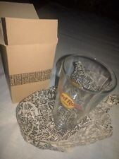Hard Rock Cafe Circle Classic Hrc Logo Glass