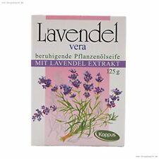 Kappus Seife mit Lavendel Vera Extrakt 125g