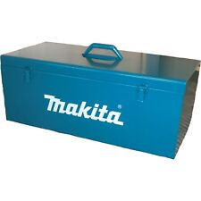 Makita Metall Elektrokettensägen-Transportkoffer 823333-4, Werkzeugkiste, blau