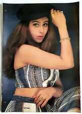 Bollywood India Actor Poster - Ayesha Jhulka - 16 inch X 12 inch