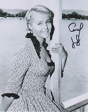 Carol Lynley  Last Sunset  Original Autographed 8X10 Photo