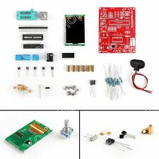 1Set M328 Transistor Ensayador LCR ESR Meter PWM Square Frecuencia Generator